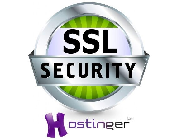 Seguridad SSL - Hostinger